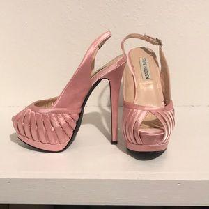 Steve Madden Pink Heels
